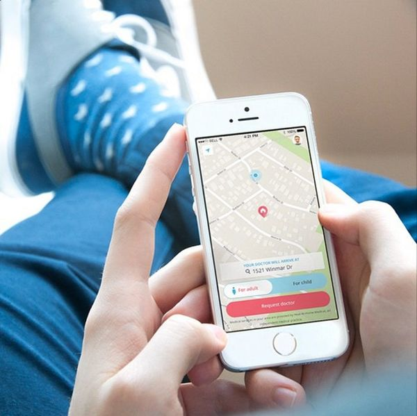 Never Sit in a Doctor's Waiting Room Again With This App