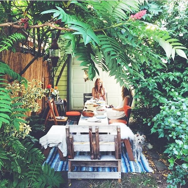 Follow These Instagram Accounts for Backyard Party Inspo