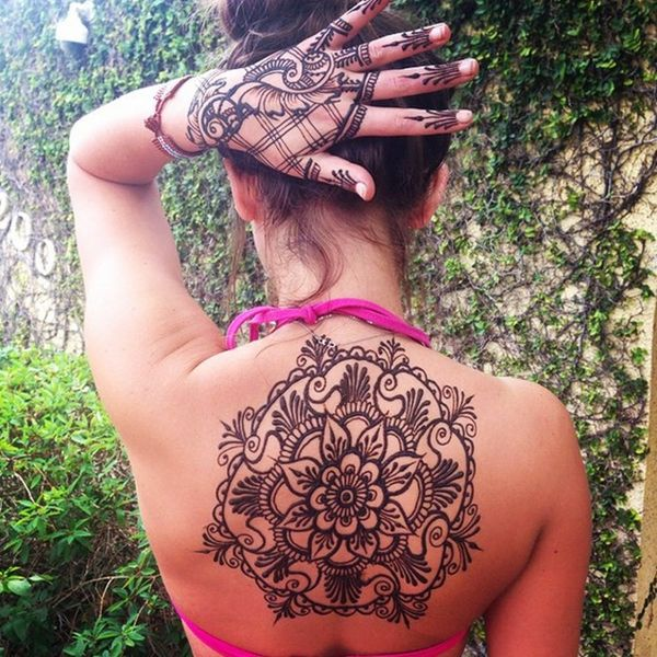 10 Henna Designs You Can Rock All Year Long