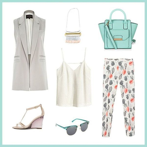 Style Resolutions: 3 Fresh Ways to Wear a Cami This Spring