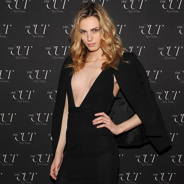 Meet Andreja Pejic, Vogue's First Transgender Feature Model