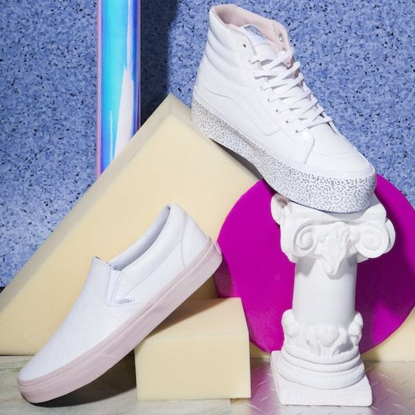 Nasty Gal + Vans = The Summer Shoe Collab All Cool Girls Need