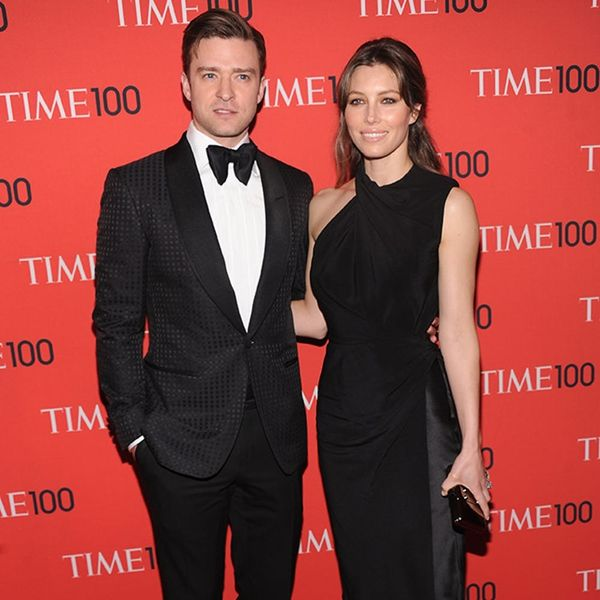 The First Pic of Jessica Biel + Justin Timberlake's Son Will Melt Your Heart