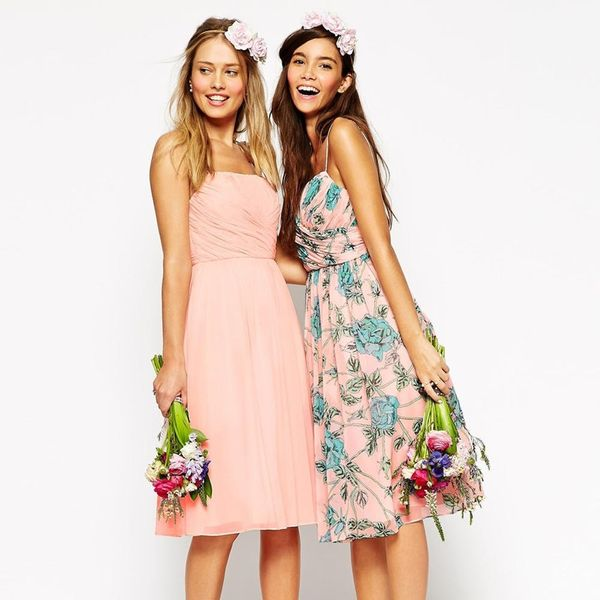 ASOS Has a New Bridesmaids Line and It's Everything