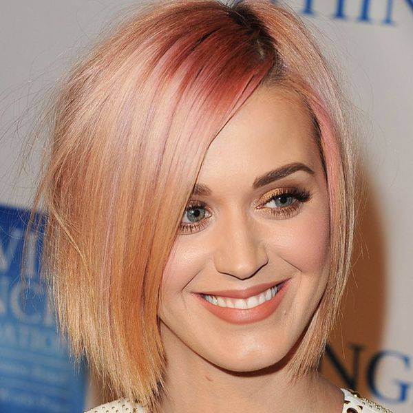 8 Rose-Gold Hairstyles to Try This Spring