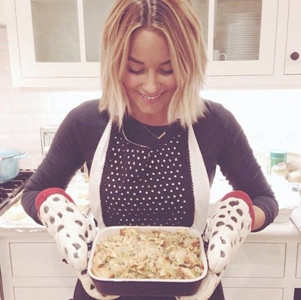 These 12 Celebs' Instagrams Will Inspire You to Cook More