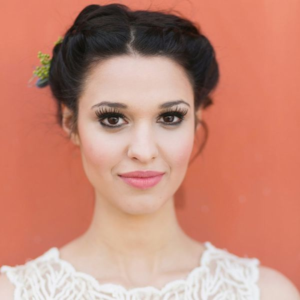 12 Wedding Hairdos for Short-Haired Girls
