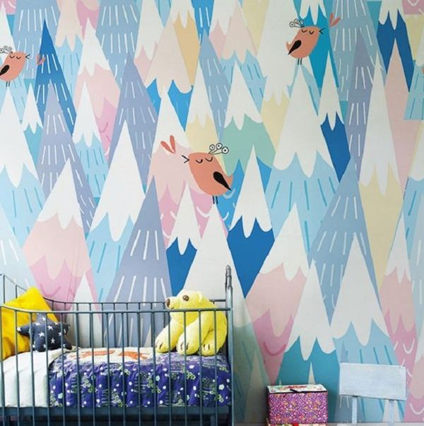 14 Creative Decals + Murals for Your Baby's Nursery