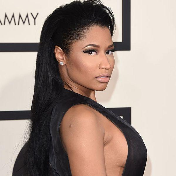 Nicki Minaj Is Starting a New Engagement Ring Trend