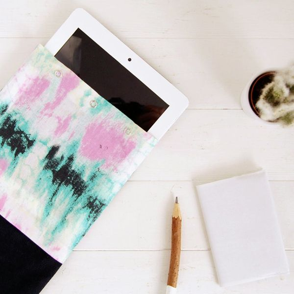 16 Ways to Cover + Protect Your iPad or Kindle