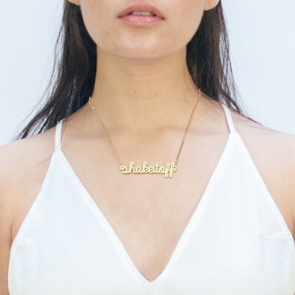 There's Now an Etsy for 3D Printed Jewelry