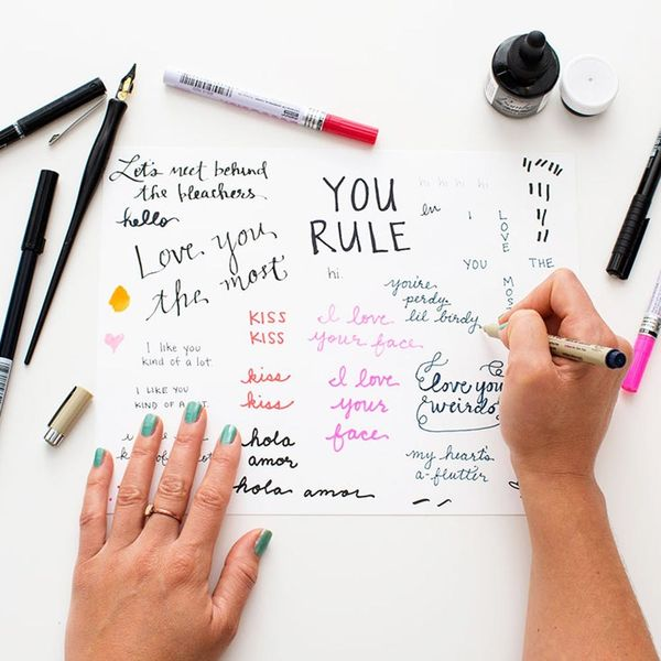 Here's Why You Should Be Writing Notes by Hand