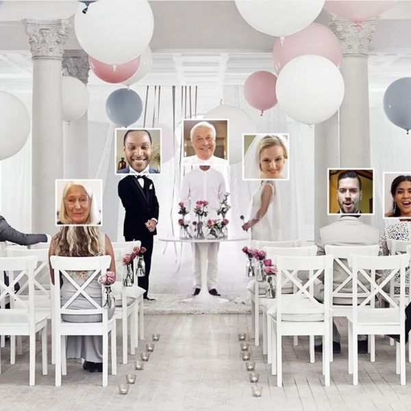 IKEA Wants You to Get Married Over Video Chat
