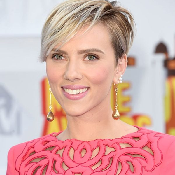 Scarlett Johansson's MTV Movie Awards Makeup Is Our New Fave Spring Look