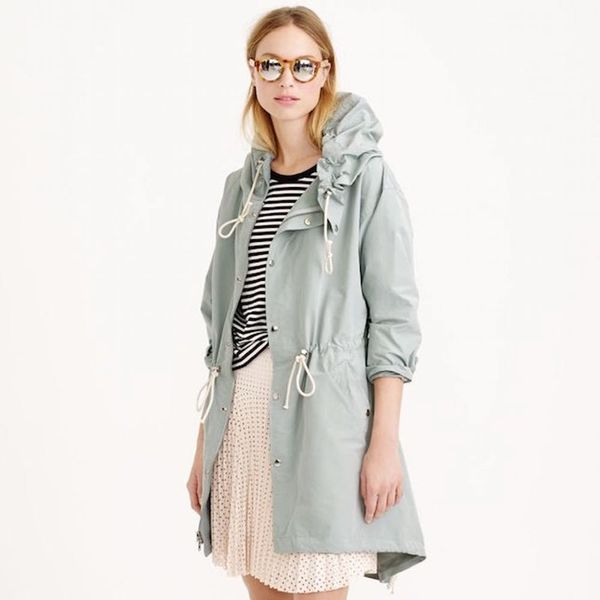 15 All-Weather Jackets That Make Rainy Days Oh-So Stylish