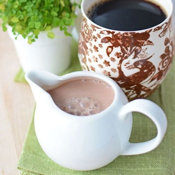 11 DIY Creamers to Upgrade Your Morning Cup