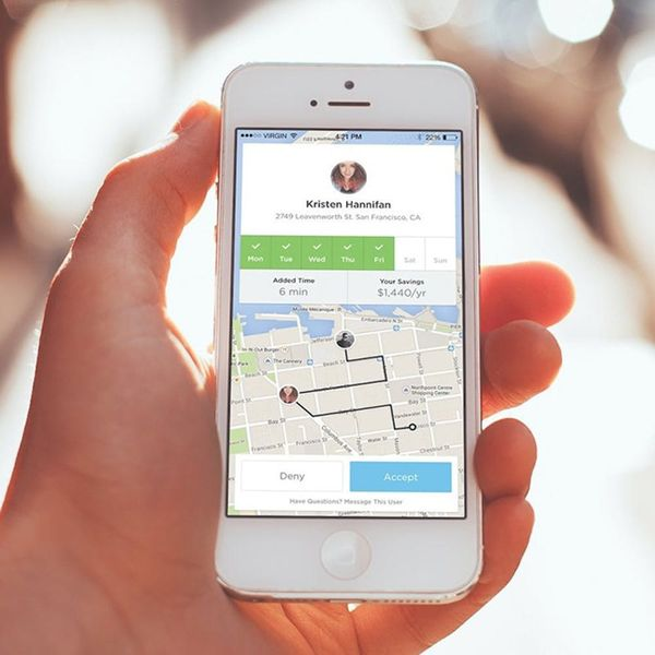This New Rideshare App Is like Uber for You + Your Coworkers