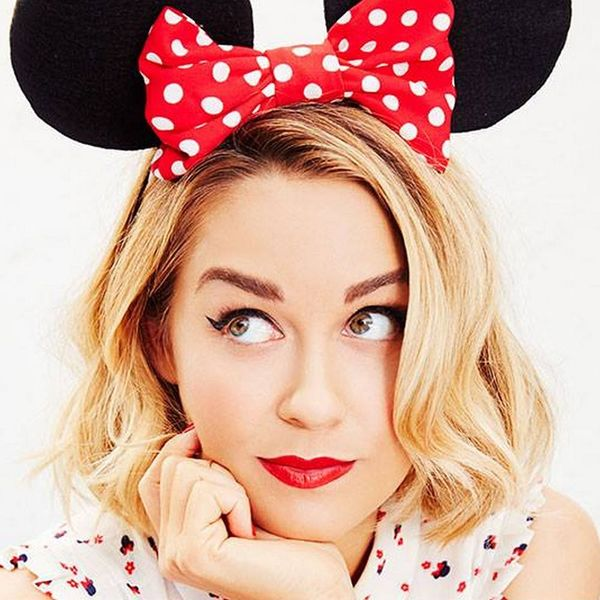 Lauren Conrad's Latest Clothing Collection Is a Disney Dream Come True