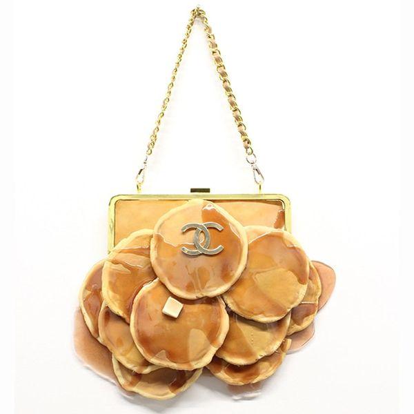 Bagels and Bread + Designer Bags = This Delicious Art Exhibit
