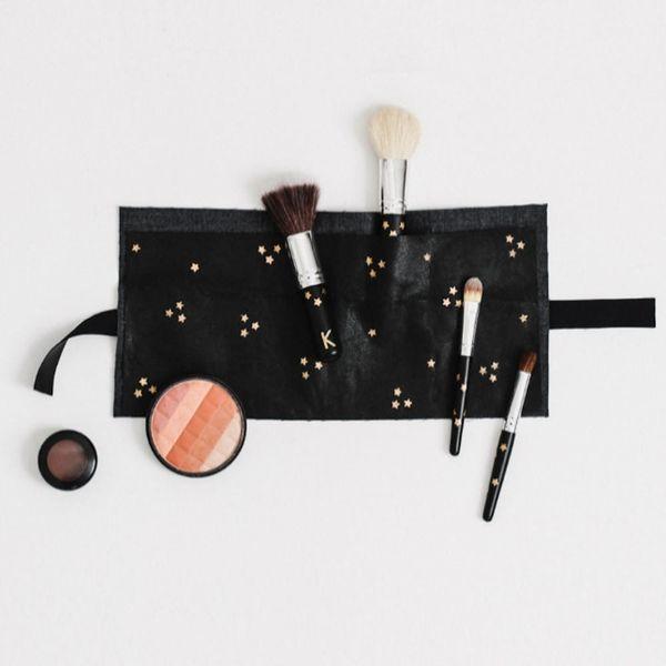 DIY Travel Essential: Make a No-Sew Brush Set for Your Next Trip