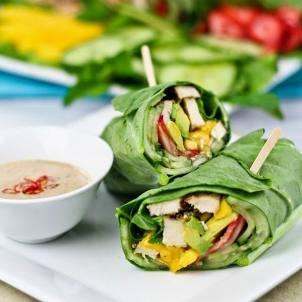 10 Low-Carb Sandwiches to Pack for Lunch This Week