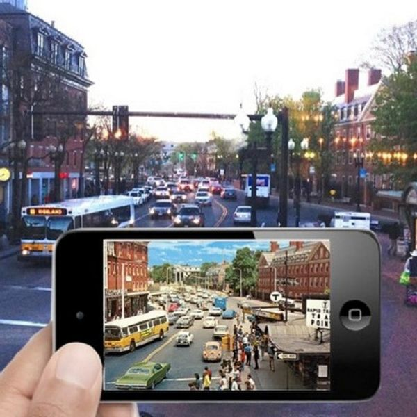 This Kickstarter App Will Turn Your Phone into a Time Machine