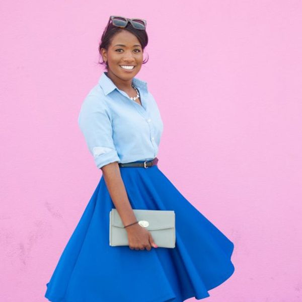 8 Fashion Bloggers for Girls Who Hate Clingy Clothes