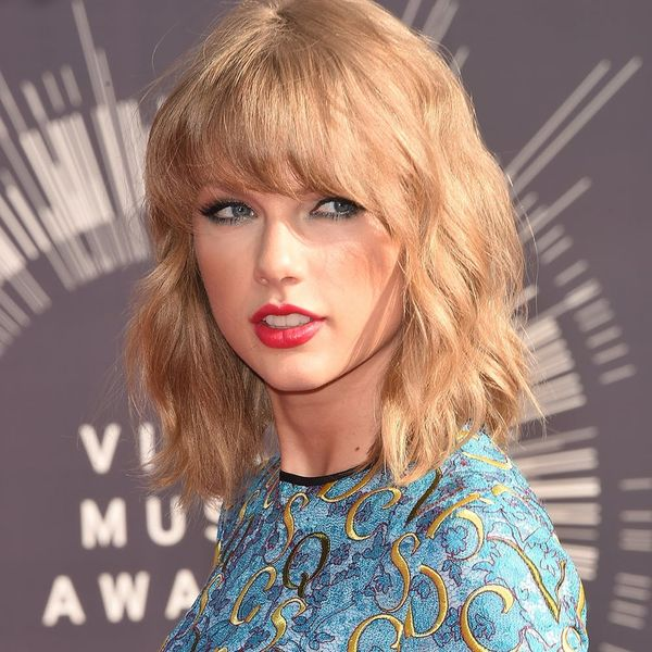 WTF: Taylor Swift Is the Latest Celeb With a Surprising Dye Job