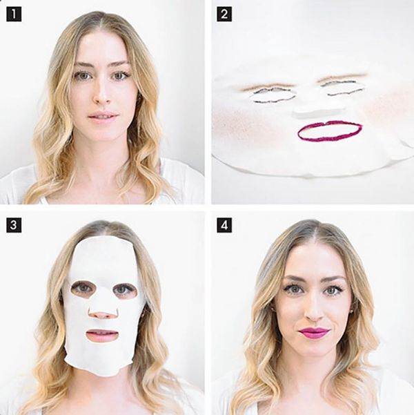 Sephora's Genius New Mask Is the Best Lazy Girl Beauty Hack Yet