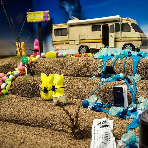 You've NEVER Seen Peeps like These Before