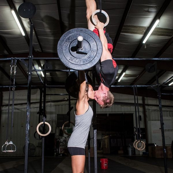 These CrossFit Engagement Photos Are like Nothing You've Ever Seen