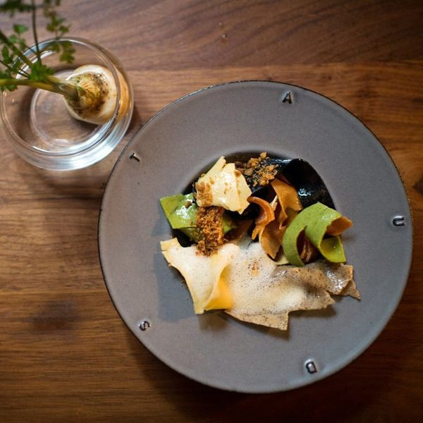 Why This Fancy NYC Restaurant Is Cooking Only With Food Scraps