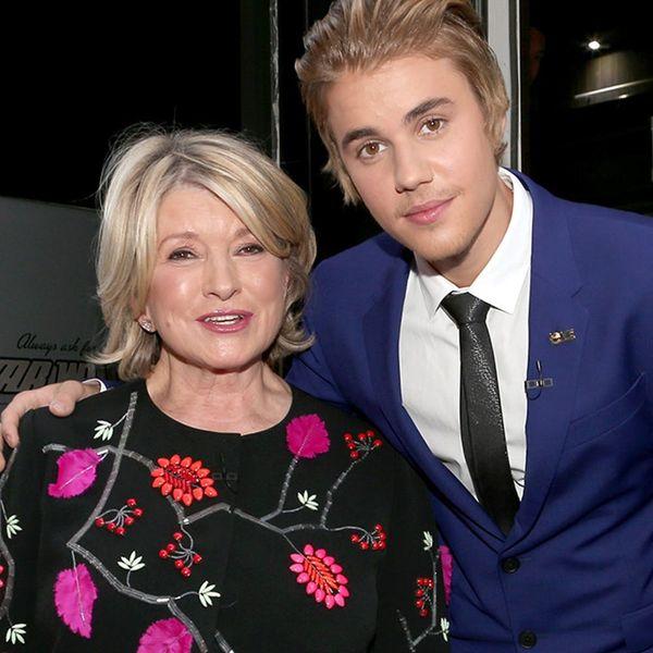Watch Martha Stewart SLAY at Justin Bieber's Roast