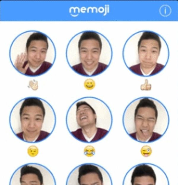 This App Lets You Turn Your Face into Emoji