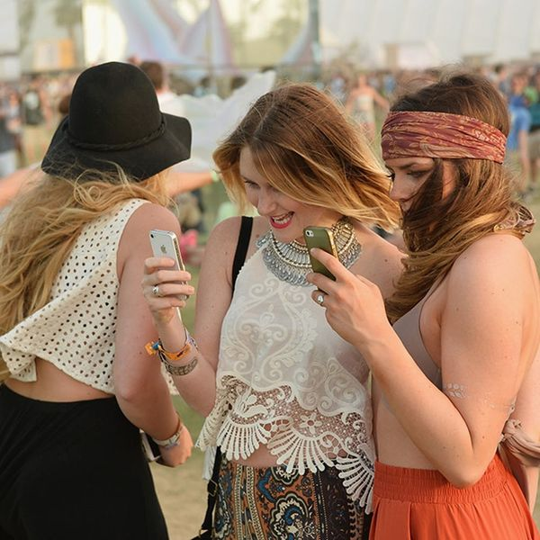 5 Selfie Accessories That Haven't Been Banned from Music Fests