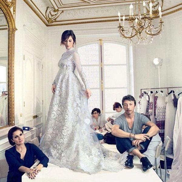 How to Dress like Sophie Hunter (aka Mrs. Cumberbatch!) on Your Wedding Day
