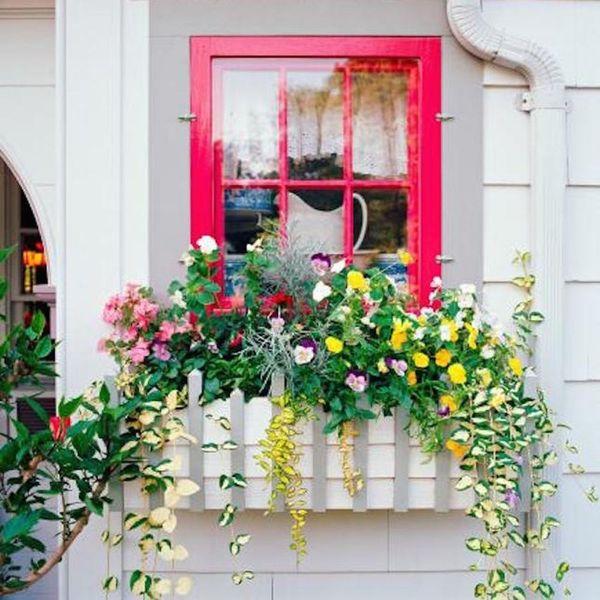 Window Box Inspo: 12 Ideas for Space-Saving Planters