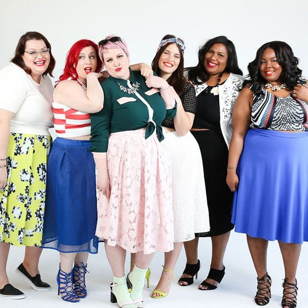 The Best Spring Lookbook Yet Is Full of Plus-Size Fashion Bloggers