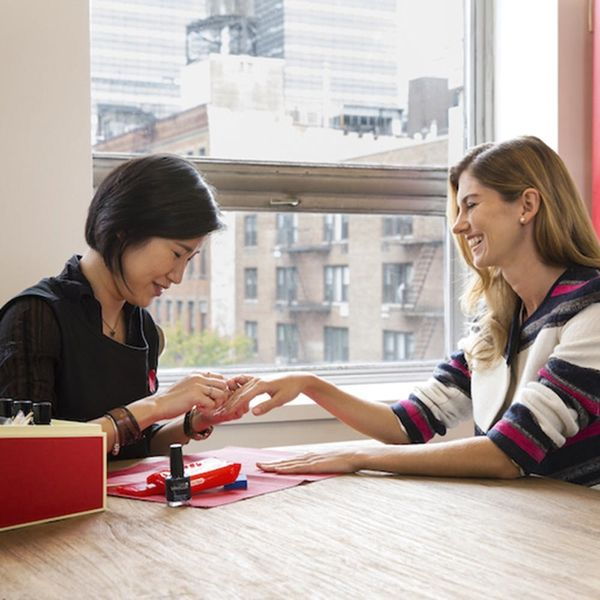 6 On-Demand Beauty Services That Bring Mani-Pedis Right to Your Desk