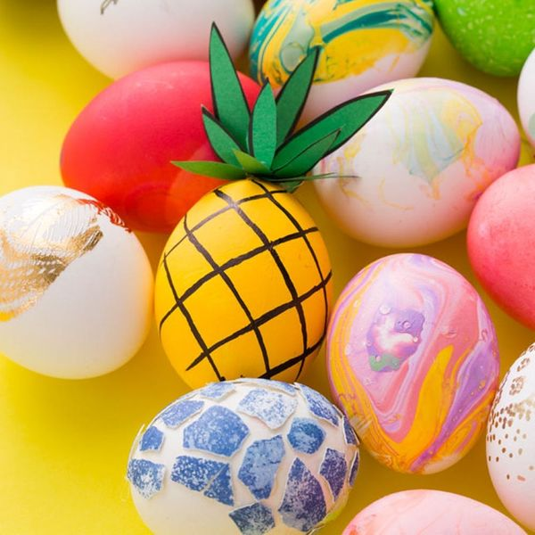 32 Easter Egg Decorating Ideas You NEED This Year