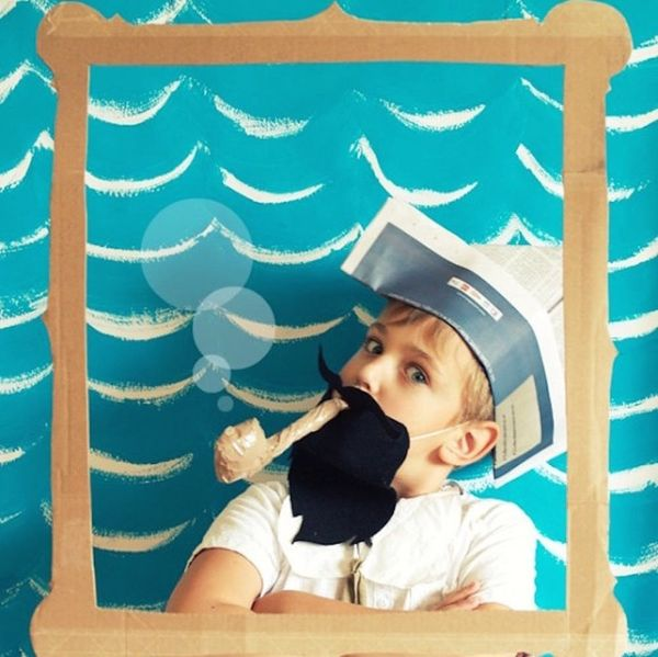 13 DIY Photo Booth Ideas for Your Kid's Next Party