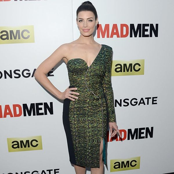 See the Musical Name This Mad Men Actress Just Gave Her Baby