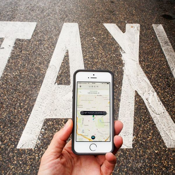 This App Tells You When a Taxi Is Cheaper Than an Uber