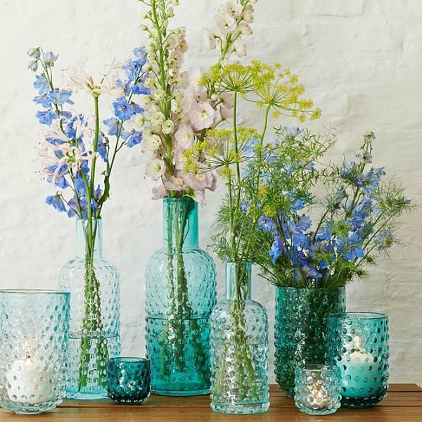 13 Colorful Vases Perfect for Spring Flowers