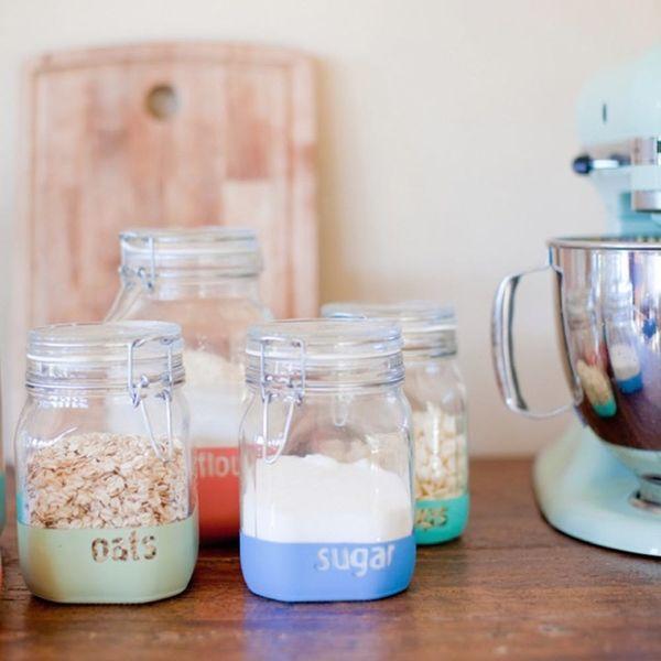 10 Pretty Ways to Organize Your Pantry