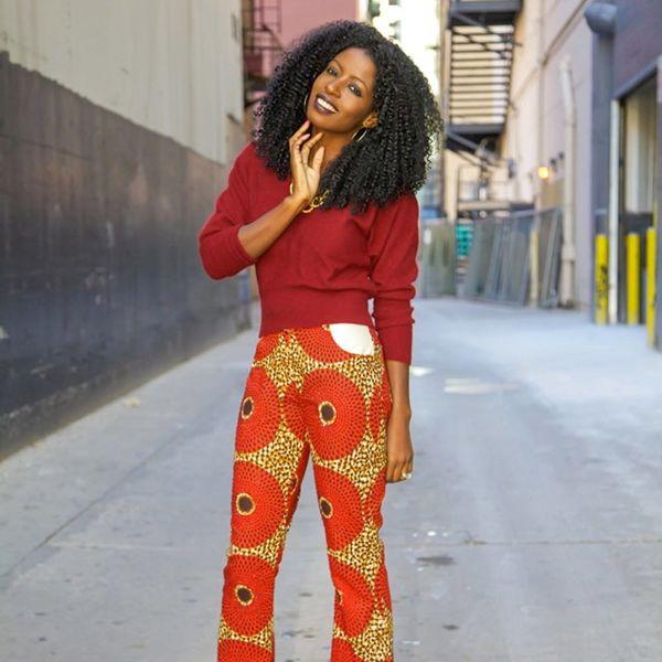 10 Ways to Rock Printed Pants This Spring