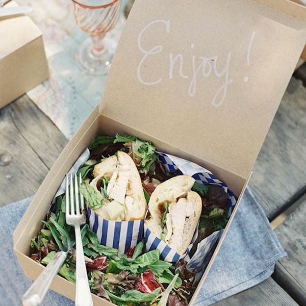 14 Picnic-Inspired Lunches to Pack Up Today