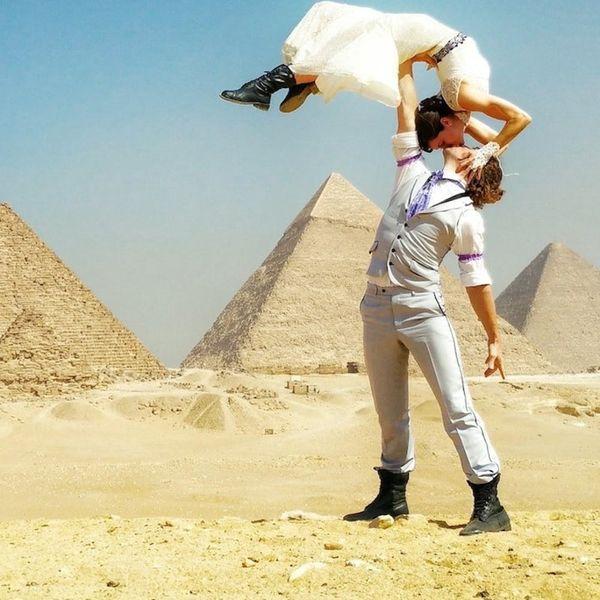 This 1 Couple IsHaving 38 Weddings This Year