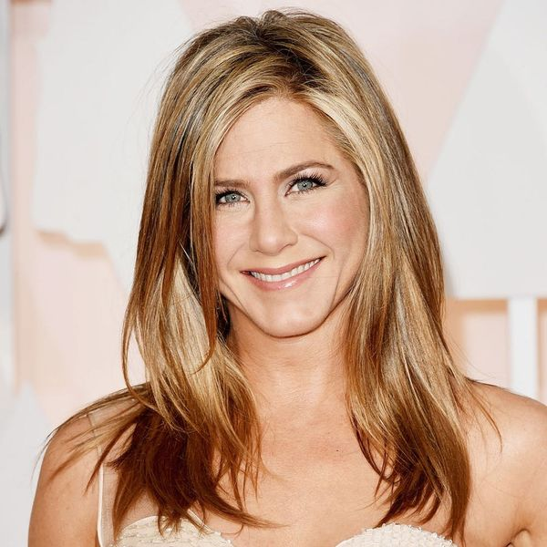 Jennifer Aniston's Hair Secret Is a Lazy Girl's Dream