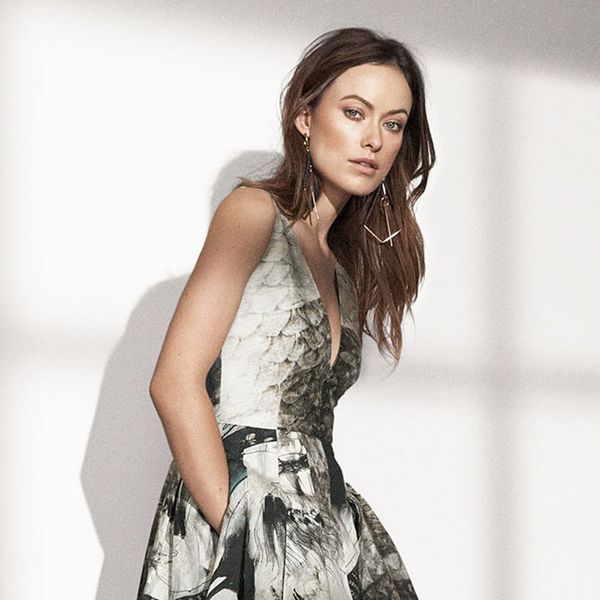 Olivia Wilde Stuns in H&M's New Eco-Friendly Line (& You Can Too)